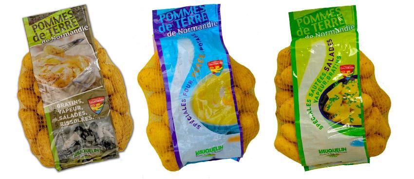 Varietes de consommation pomme de terre vauquelin - Tableau pomme de terre varietes ...